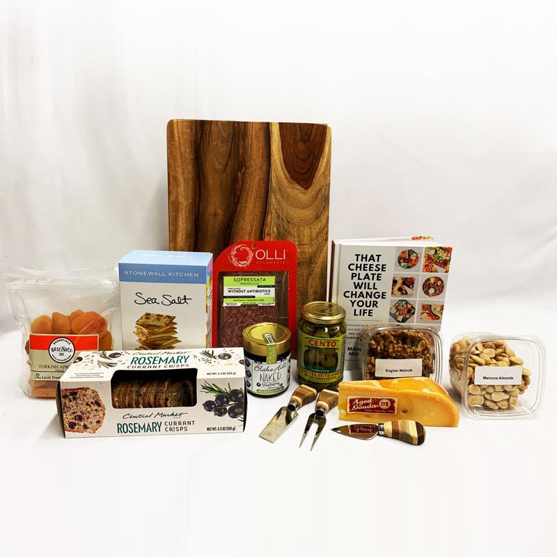 Cheese Tray Gift Box